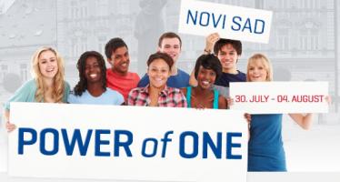Congresul Pan European de tineret – Novi Sad 2013