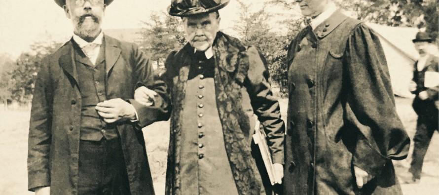 O poză cu Ellen White necunoscută până acum