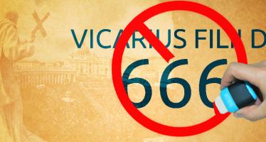 Marea descoperire a lui Helwig – Vicarius Filii Dei 2