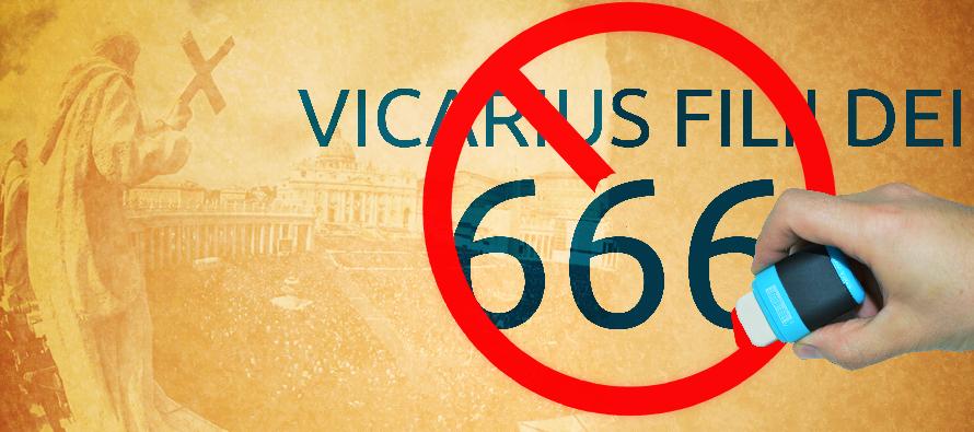 Vicarius Filii Dei – partea a III-a