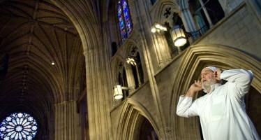 Incantație islamică în Catedrala Națională din Washington