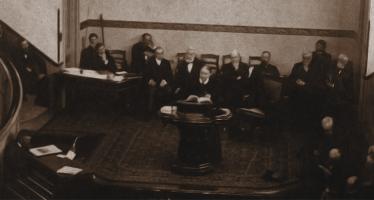 Remarci făcute la CG – 1901