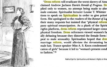 Îmbrăcăminte și spiritism