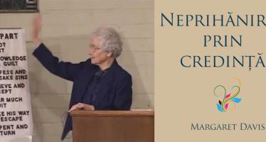 Neprihănirea prin credință – Margaret Davis