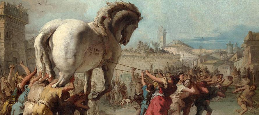 Calul troian – Dennis Priebe