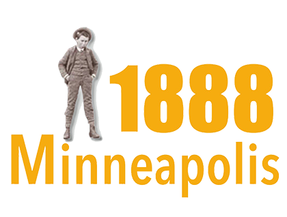 Aplicație 1888 Minneapolis